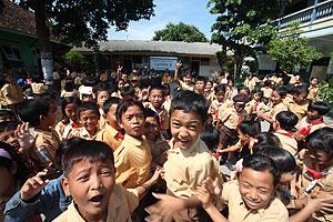 74398a Cestopis po Indonésii 2007