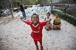 75300a Cestopis po Indonésii 2007