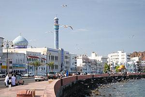54144a Omán a Spojené arabské emiráty 2007