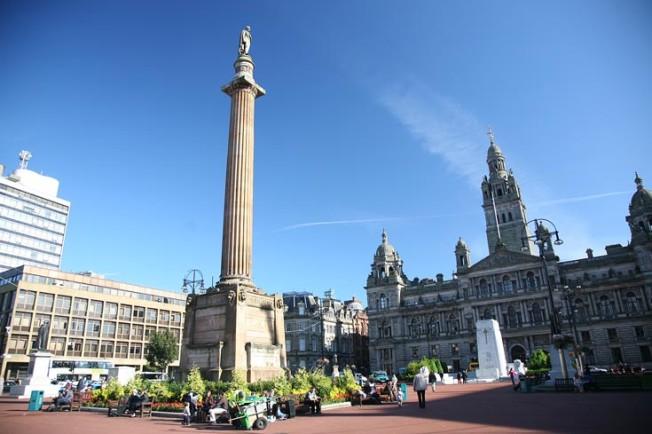 glasgow skotsko scotland 15 Glasgow