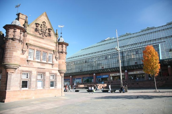 glasgow skotsko scotland 18 Glasgow