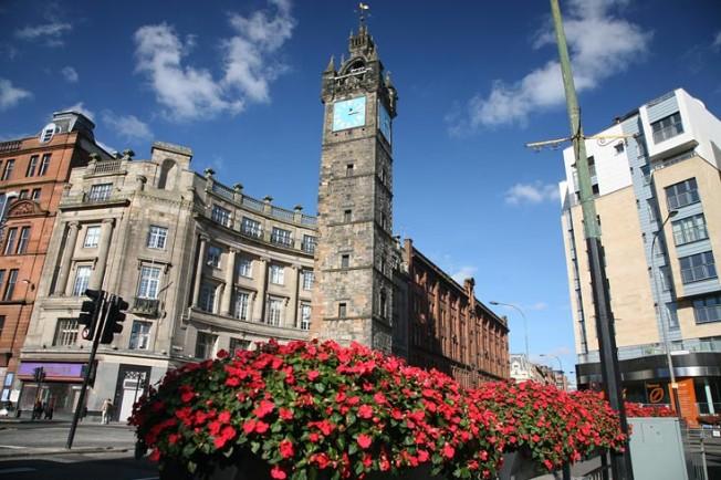 glasgow skotsko scotland 20 Glasgow