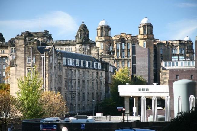 glasgow skotsko scotland 4 Glasgow