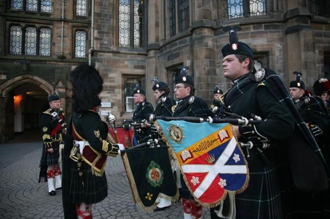 glasgow skotsko scotland 66 Glasgow