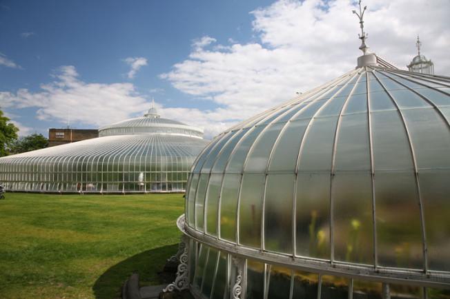 1 Botanická zahrada Glasgow