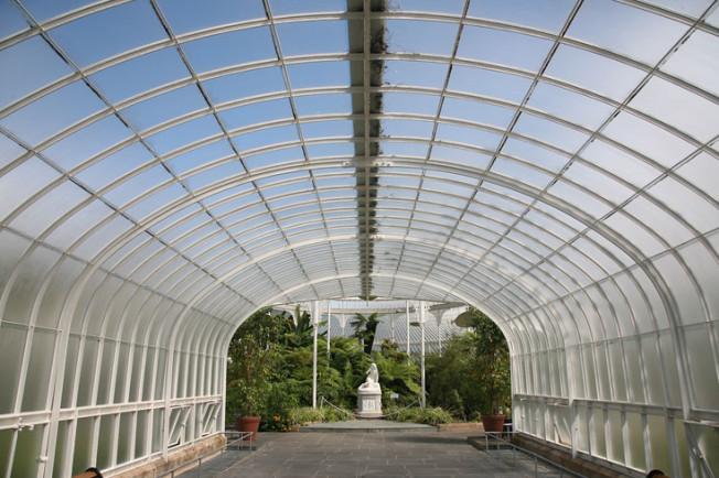 3 Botanická zahrada Glasgow
