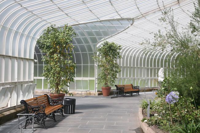 5 Botanická zahrada Glasgow