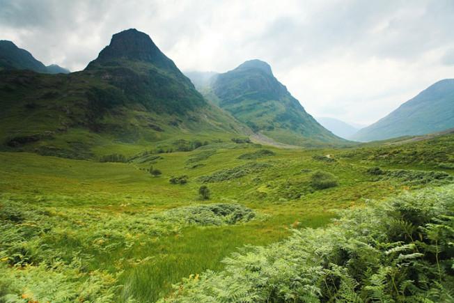 glencoe skotsko scotland 1 Glencoe, Skotsko