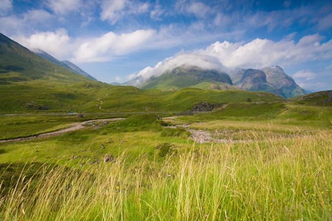 glencoe skotsko scotland 23 Glencoe, Skotsko