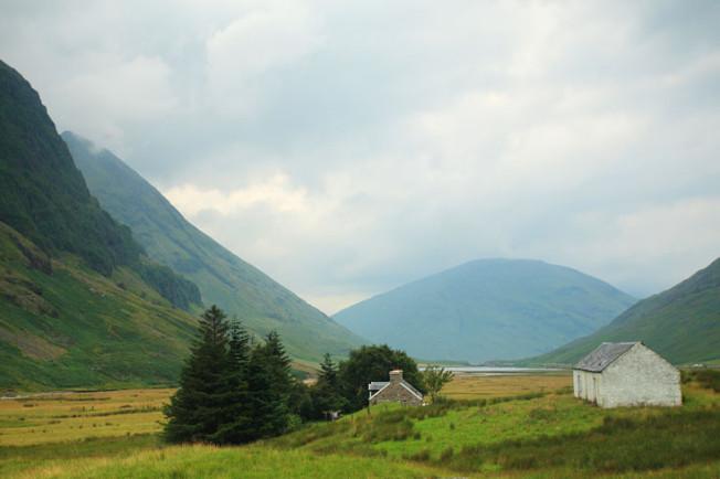 glencoe skotsko scotland 3 Glencoe, Skotsko