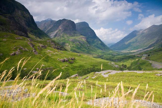 glencoe skotsko scotland 39 Glencoe, Skotsko