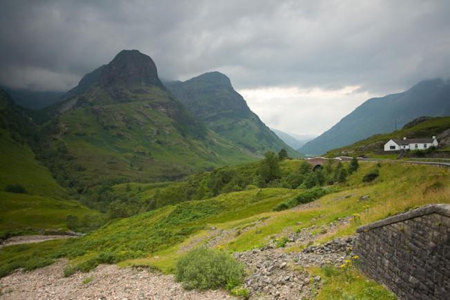 glencoe skotsko scotland 6 Glencoe, Skotsko