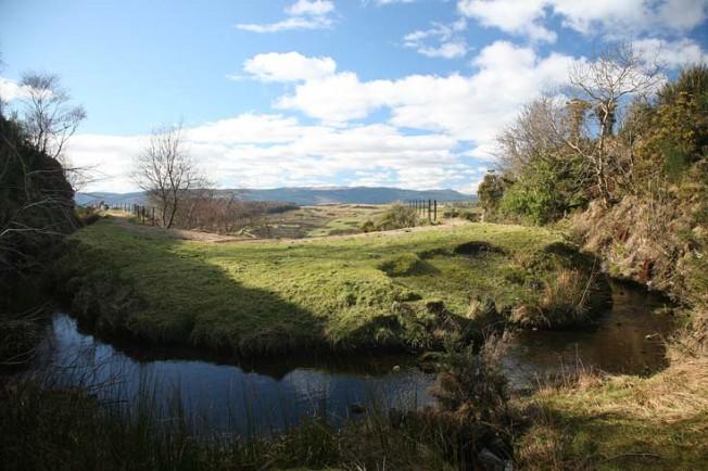 greenock cut skotsko scotland 11 Greenock Cut, Skotsko