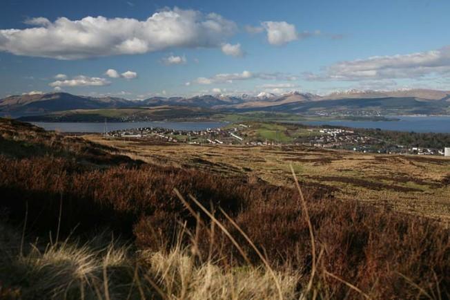 greenock cut skotsko scotland 3 Greenock Cut, Skotsko