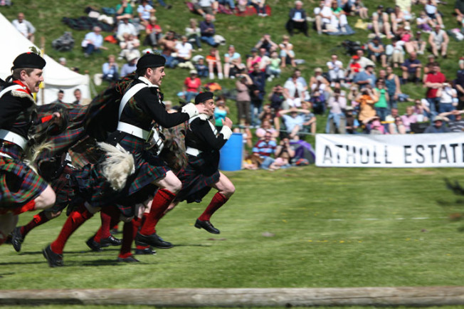 highland games skotsko scotland 11 Highland Games, Skotsko