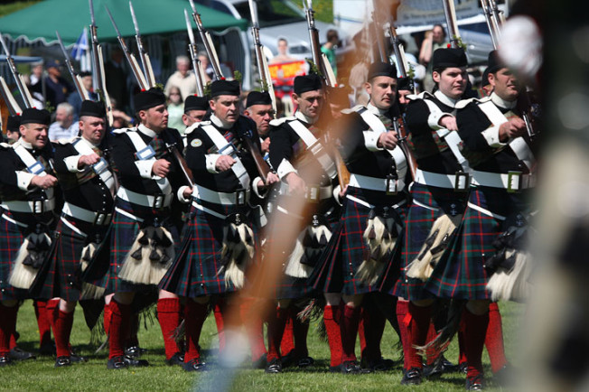 highland games skotsko scotland 19 Highland Games, Skotsko