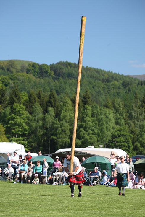highland games skotsko scotland 25 Highland Games, Skotsko