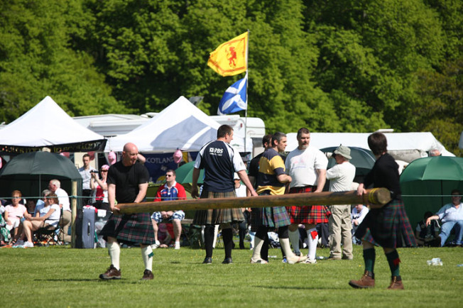 highland games skotsko scotland 29 Highland Games, Skotsko
