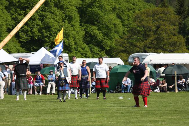 highland games skotsko scotland 30 Highland Games, Skotsko