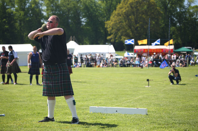 highland games skotsko scotland 33 Highland Games, Skotsko