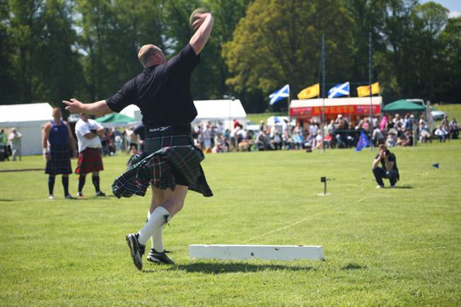 highland games skotsko scotland 34 Highland Games, Skotsko
