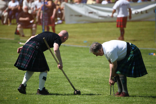 highland games skotsko scotland 35 Highland Games, Skotsko