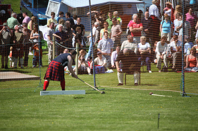 highland games skotsko scotland 36 Highland Games, Skotsko