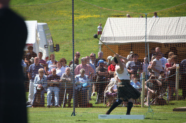 highland games skotsko scotland 37 Highland Games, Skotsko