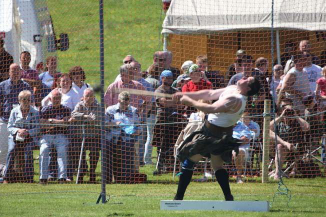 highland games skotsko scotland 38 Highland Games, Skotsko