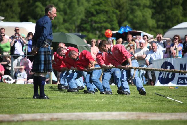 highland games skotsko scotland 47 Highland Games, Skotsko