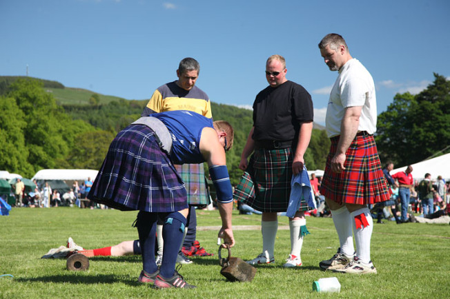 highland games skotsko scotland 49 Highland Games, Skotsko