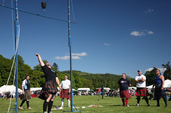 highland games skotsko scotland 51 Highland Games, Skotsko