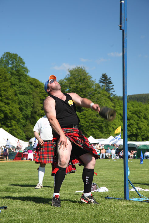 highland games skotsko scotland 52 Highland Games, Skotsko