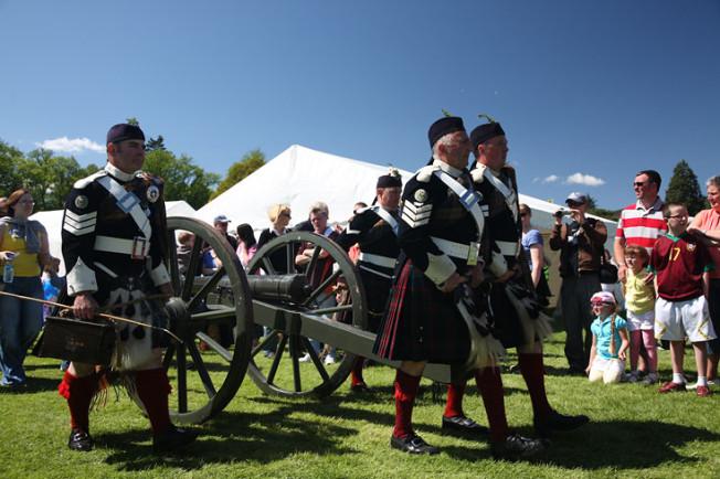 highland games skotsko scotland 7 Highland Games, Skotsko