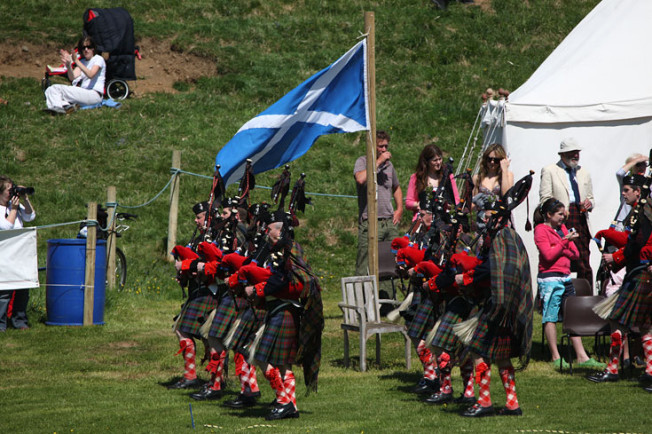 highland games skotsko scotland 9 Highland Games, Skotsko