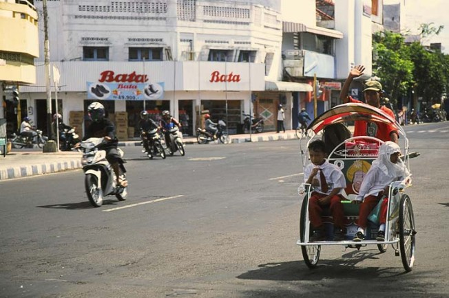 vsedni den v indonesii 23 Všední den v Indonésii