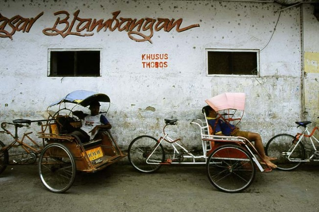 vsedni den v indonesii 24 Všední den v Indonésii