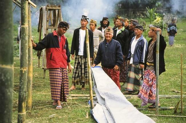 vsedni den v indonesii 4 Všední den v Indonésii