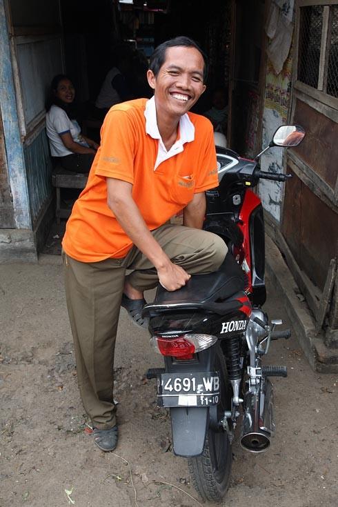 vsedni den v indonesii 40 Všední den v Indonésii