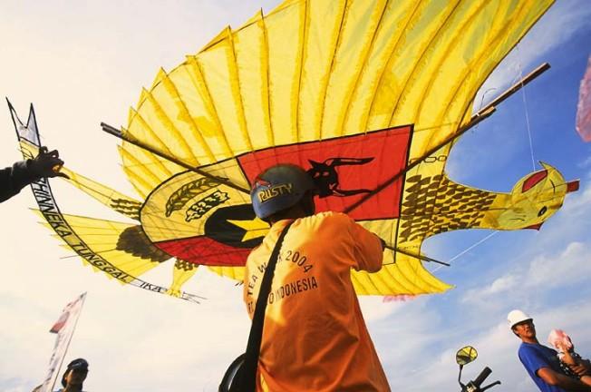 vsedni den v indonesii 41 Všední den v Indonésii