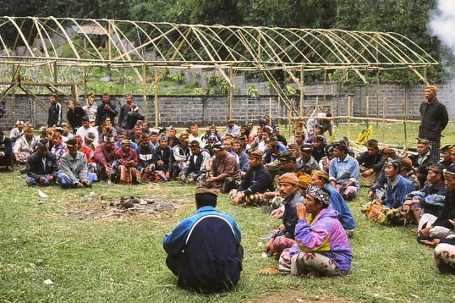 vsedni den v indonesii 5 Všední den v Indonésii