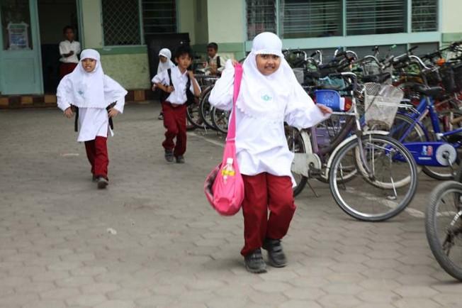 vsedni den v indonesii 50 Všední den v Indonésii