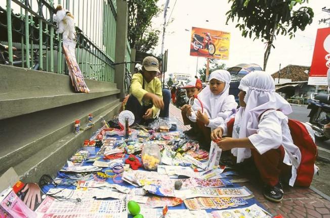 vsedni den v indonesii 52 Všední den v Indonésii