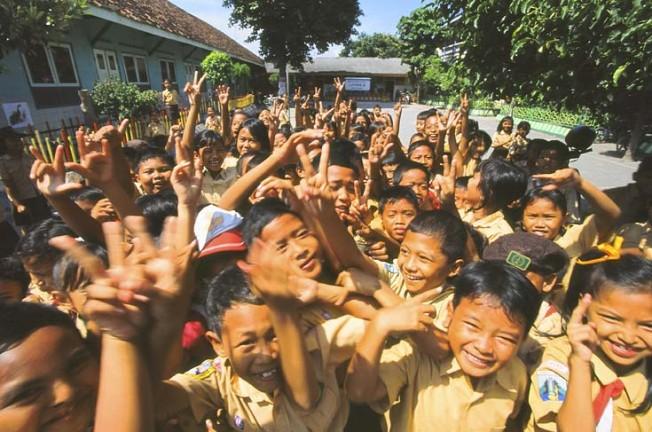 vsedni den v indonesii 53 Všední den v Indonésii