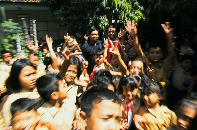 vsedni den v indonesii 54 Všední den v Indonésii