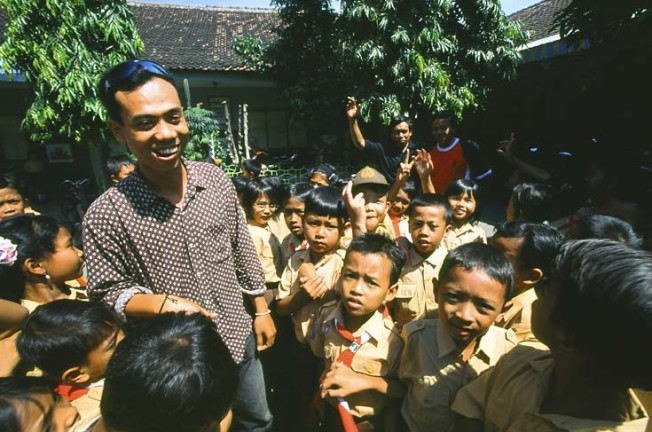 vsedni den v indonesii 55 Všední den v Indonésii