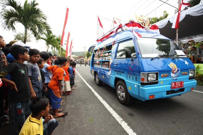 indonesie bali kultura zvyky 119 Kultura a zvyky Indonésie