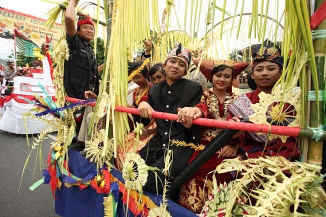 indonesie bali kultura zvyky 128 Kultura a zvyky Indonésie