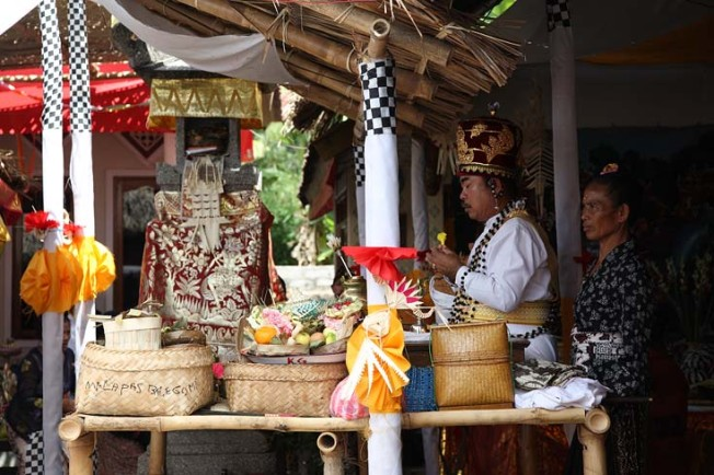 indonesie bali kultura zvyky 162 Kultura a zvyky Indonésie