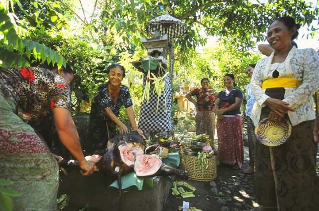 indonesie bali kultura zvyky 24 Kultura a zvyky Indonésie
